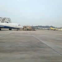 Photo taken at Hangar 75 AIROD by Chess on 4/20/2013