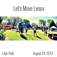 Photo taken at Lilac Park by Fieldhouse C. on 8/25/2013