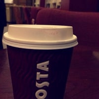 Photo taken at Costa Coffee by M Š. on 1/25/2015