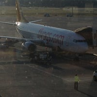 Photo taken at PC4141 Pegasus Airlines  To Istanbul by Onur on 4/27/2013