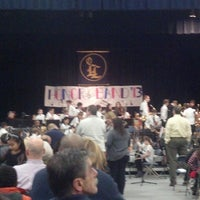 Photo taken at Our Lady of Lourdes Catholic High School by Greg W. on 3/2/2013