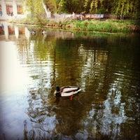 4/29/2013 tarihinde Vadim V.ziyaretçi tarafından Rudolph-Wilde-Park'de çekilen fotoğraf