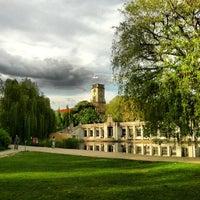 5/16/2013 tarihinde Vadim V.ziyaretçi tarafından Rudolph-Wilde-Park'de çekilen fotoğraf