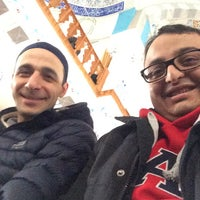 Photo taken at Hz. Yusuf Camii by Ferhat on 2/5/2016
