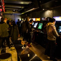Photo taken at Barcade by Barcade on 1/29/2015
