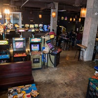 Photo taken at Barcade by Barcade on 4/5/2018