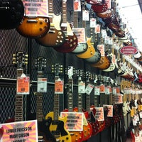 Photo taken at Guitar Center by Steph D. on 10/18/2012
