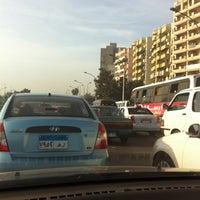 Photo taken at Corniche El Maadi by Omar S. on 3/11/2013