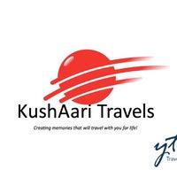 Photo taken at Kushaari Travels by Shalini S. on 7/3/2013