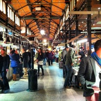 Photo taken at Mercado de San Miguel by Marcos on 3/3/2013
