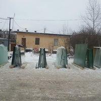 Photo taken at Мир стекла 2000 by Ярослав К. on 12/30/2013