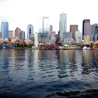 Photo taken at Seattle Ferry Terminal by Shauna C. on 6/24/2013