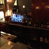 Photo taken at Olympia Wine Bar by Jeffrey on 6/19/2013