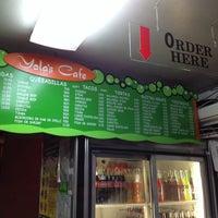 Photo taken at Yola's Cafe by amber b. on 10/6/2013