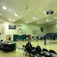 Photo taken at Gardena High School by Anthony C. on 2/21/2013