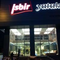 Photo taken at İsbir Yatak Avcilar by Huseyn on 2/21/2013