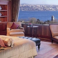 Photo taken at The Ritz-Carlton Istanbul by By Can on 3/12/2013