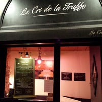 Photo taken at Le Cri de la Truffe by Pedemonte on 2/8/2014