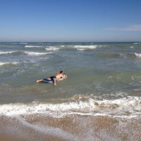 Photo taken at Palmera Beach Resort Ain Sukhna by Irina on 11/26/2013