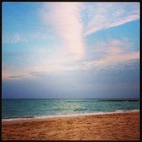 Photo taken at Palmera Beach Resort Ain Sukhna by Irina on 11/28/2013