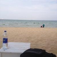 Photo taken at Palmera Beach Resort Ain Sukhna by Irina on 5/9/2013