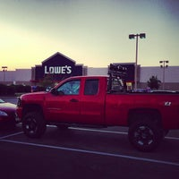 Photo taken at Lowe's Home Improvement by Jibreel R. on 7/16/2013