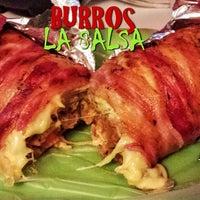 Photo taken at Burros La Salsa by Francisco Z. on 11/3/2016