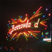 Photo taken at Barrowland Ballroom by Sarah A. on 2/28/2013
