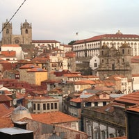 Photo taken at Miradouro da Vitoria by DJ J. on 4/18/2017