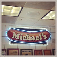Photo taken at Michael's Chicago Style Red Hots by Danielle T. on 6/23/2013