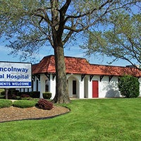 Photo taken at Lincolnway Animal Hospital by Lincolnway Animal Hospital on 8/11/2016