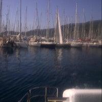 Photo prise au Marmaris Yacht Marina par !Eda Y. le9/26/2012