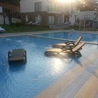 7/17/2013 tarihinde Kivanc E.ziyaretçi tarafından Thor Luxury Hotel & SPA Bodrum'de çekilen fotoğraf