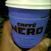 Photo prise au Caffè Nero Express par Mike L. le10/13/2012