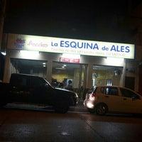 Photo taken at La Esquina de Ales by Jonathan R. on 10/5/2015