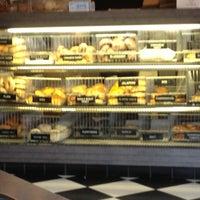 Photo taken at 42nd Street Bagel Cafe by John M. on 4/28/2013