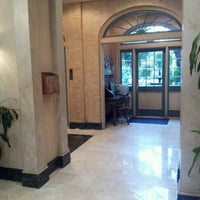 Photo taken at Hotel St. Marie by Nicole L. on 10/31/2012