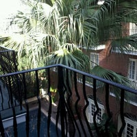 Photo taken at Hotel St. Marie by Nicole L. on 11/4/2012