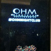 Photo taken at OHM Nightclub by Ray S. on 2/11/2017