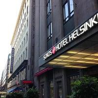 Foto scattata a Original Sokos Hotel Helsinki da Антон Ж. il 5/10/2013