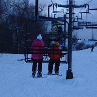 Photo taken at Cannonsburg Ski Area by Travis Z. on 2/2/2013