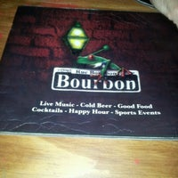Photo taken at Bourbon Street by Eloy C. on 10/18/2012