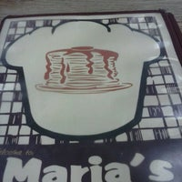 Photo taken at Marias House Of Pancakes by Jessica S. on 4/27/2013