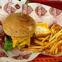Photo taken at Mickey's Burger by Yusuf on 12/24/2012