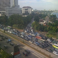 Photo taken at Indosurya Plaza by opic on 7/25/2013