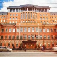Снимок сделан в Отель «Введенский» пользователем Vedensky Hotel / Отель Введенский 7/4/2013
