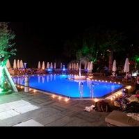 Photo taken at Morina Pool Bar by Durmus A. on 8/15/2013