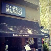 2/26/2013にMário L.がEl Club de la Milanesaで撮った写真