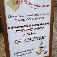 Photo taken at Caffetteria della Posta by Marcello A. on 9/28/2013