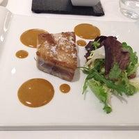 Foto scattata a Aqua Restaurant at Hotel Luz da Marcello A. il 11/4/2013